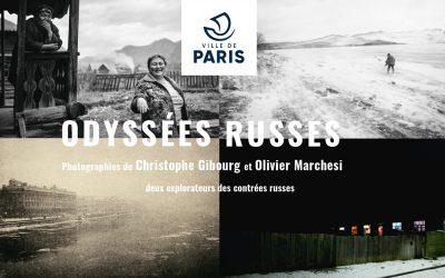 EXPOSITION Odysées Russes