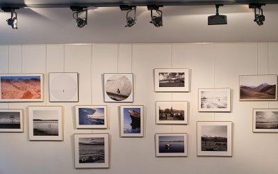 Exposition avec la maison des arts